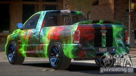 Dodge Ram R-Tuned PJ3 для GTA 4