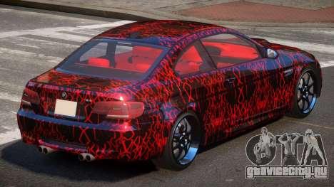 BMW M3 E92 R-Tuned PJ1 для GTA 4