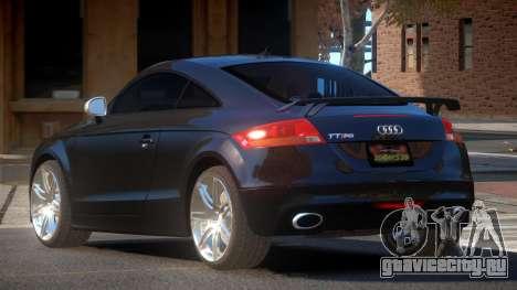 Audi TT FSI для GTA 4