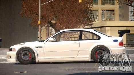 BMW M3 E46 D-Style для GTA 4