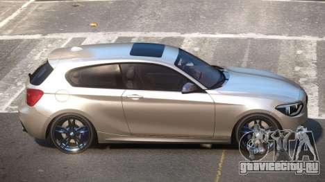 BMW M135i RS для GTA 4