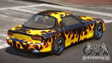 Mazda RX-7 Qn PJ3 для GTA 4