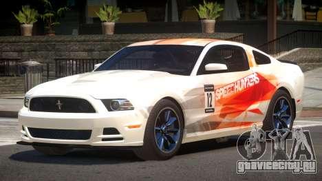 Ford Mustang 302 MS PJ6 для GTA 4