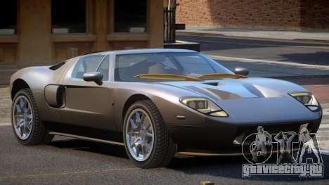 Ford GT M-Sport для GTA 4