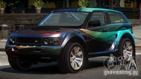 Land Rover Bowler RT PJ5 для GTA 4