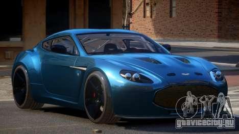 Aston Martin Zagato G-Style для GTA 4