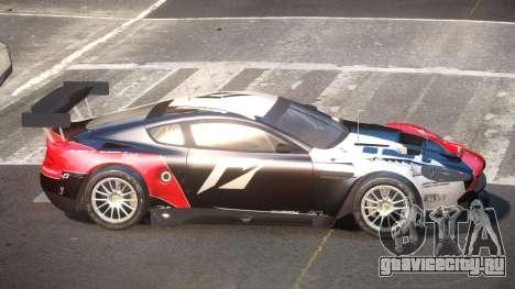 Aston Martin DBR9 G-Sport PJ5 для GTA 4