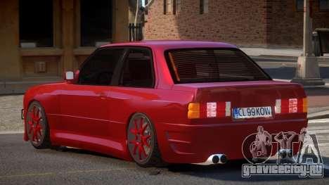 BMW M3 E30 R-Tuned для GTA 4