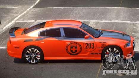 Dodge Charger SR-Tuned PJ6 для GTA 4