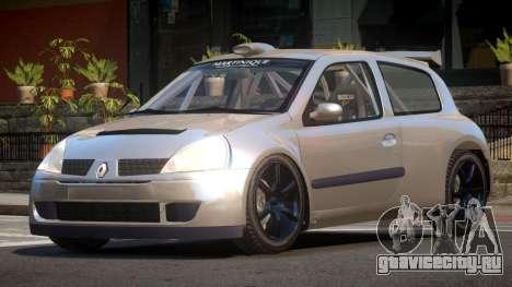 Renault Clio MS для GTA 4