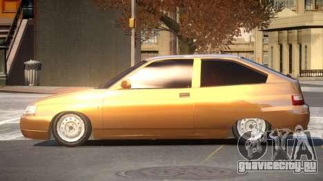 VAZ 2112 RS для GTA 4