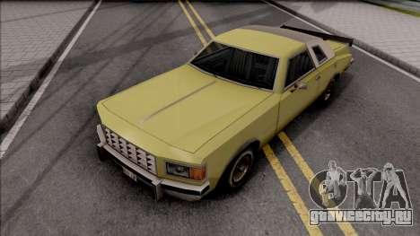 Willard Idaho 1975 для GTA San Andreas