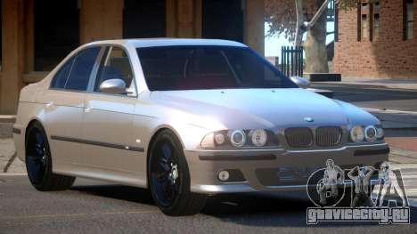 1997 BMW M5 E39 для GTA 4