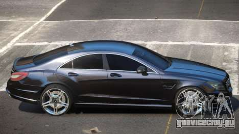 Mercedes CLS 63 A-Style для GTA 4