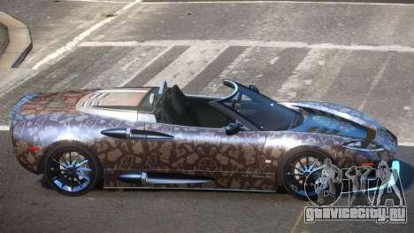 Spyker C8 R-Tuned PJ3 для GTA 4