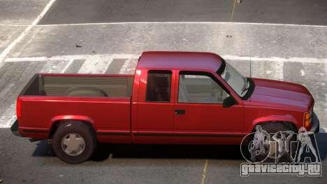 1992 GMC Sierra для GTA 4
