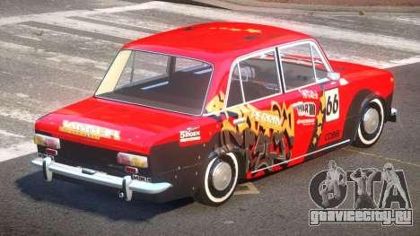 VAZ 2101 BR PJ6 для GTA 4
