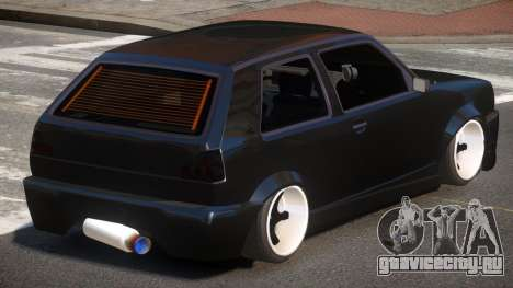 Volkswagen Golf 2 L-Tuning для GTA 4