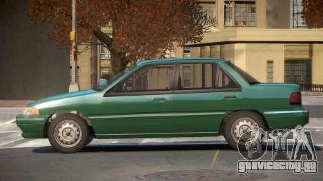 1994 Mercury Tracer V1.1 для GTA 4