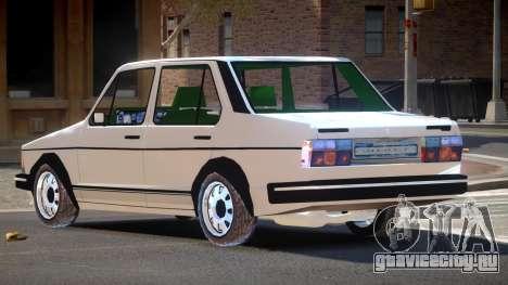 1986 Volkswagen Jetta V1.0 для GTA 4