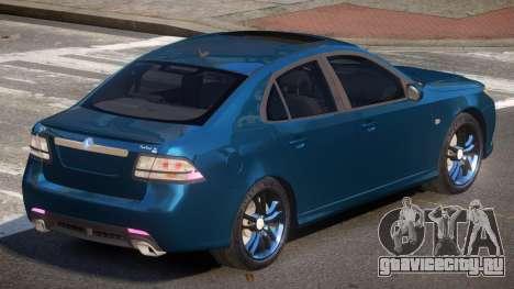 Saab 9-3 TR для GTA 4