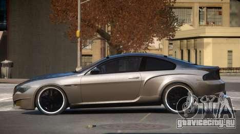 BMW M6 F12 R-Tuning для GTA 4