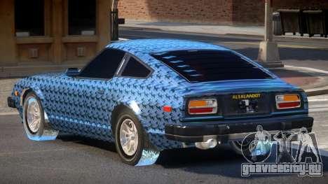 Datsun 280ZX GT PJ3 для GTA 4