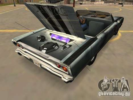 Горячий Саванна (ЭКО-значки-дополнительно-ПДж) для GTA San Andreas