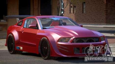Ford Mustang GT R-Tuning для GTA 4