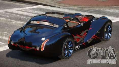 Morgan Aero S-Tuned PJ3 для GTA 4