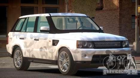 Range Rover Sport SL PJ6 для GTA 4