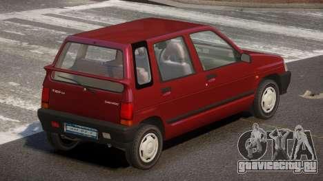 Daewoo Tico V1.0 для GTA 4