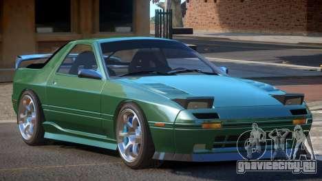 Mazda RX7 G-Tuned для GTA 4