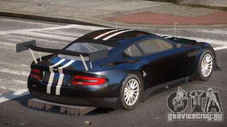 Aston Martin DBR9 G-Sport для GTA 4