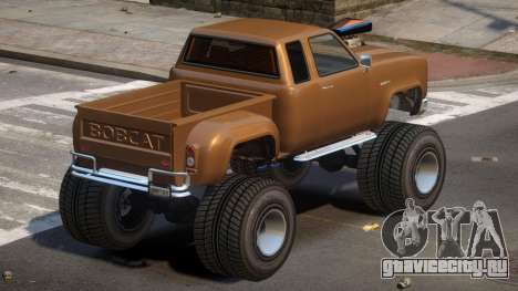 Vapid Bobcat Off Road для GTA 4
