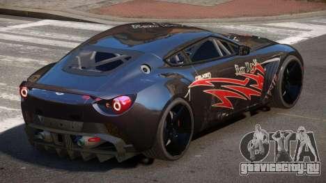 Aston Martin Zagato G-Style PJ5 для GTA 4