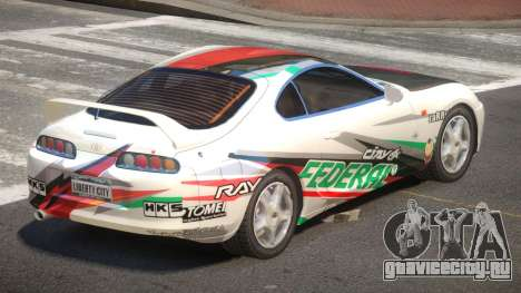 Toyota Supra G-Style PJ4 для GTA 4