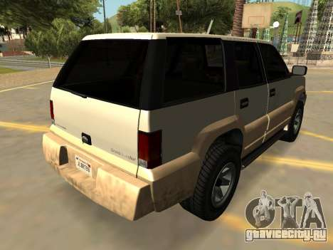 GTA IV Declasse Grand Rancher (IVF-VEHFUNCS) для GTA San Andreas