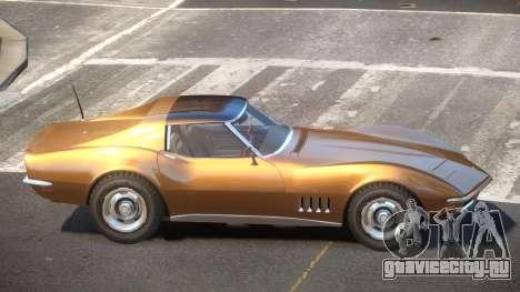 Chevrolet Corvette Old для GTA 4