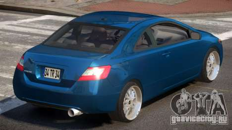 Honda Civic BS для GTA 4
