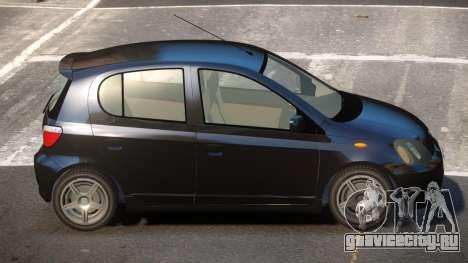 Toyota Vitz V1.0 для GTA 4