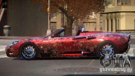 Spyker C8 R-Tuned PJ6 для GTA 4