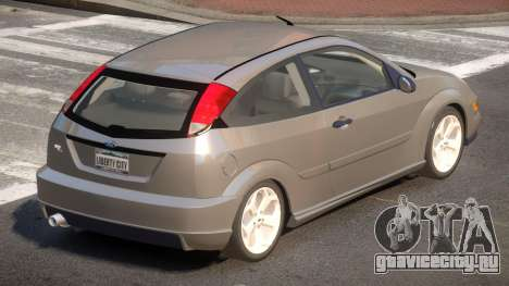 Ford Focus SVT ML для GTA 4