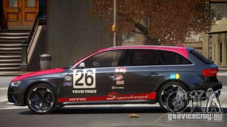 Audi RS4 S-Tuned PJ2 для GTA 4