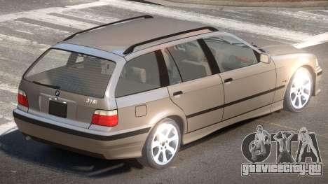 1999 BMW 318i E46 для GTA 4