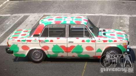 VAZ 2106 Classic PJ5 для GTA 4