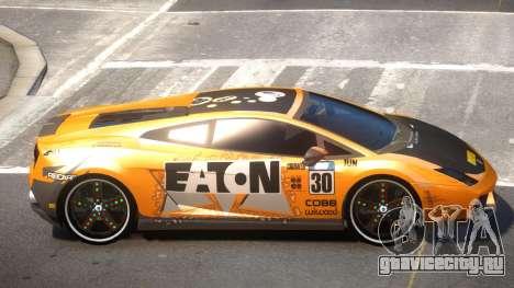 Lamborghini Gallardo LP560 MR PJ1 для GTA 4