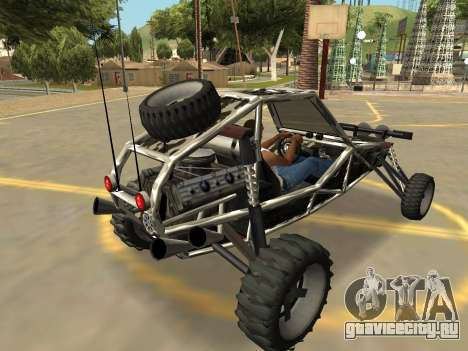 Бандито БФ (ЭКО-значки-дополнительно-ПДж) для GTA San Andreas