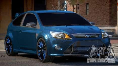 Ford Focus MRS для GTA 4