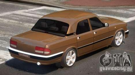 GAZ 3110 L-Tuned для GTA 4